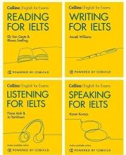 مجموعه كامل Collins English for Exams Ielts 2nd Edition + CD