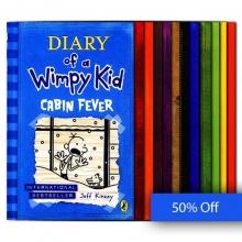مجموعه 12 جلدی Diary of a Wimpy Kid