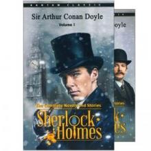 پک دو جلدی کتاب رمان شرلوک هولمز