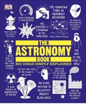 کتاب The Astronomy Book (Big Ideas Simply Explained)