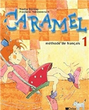 كتاب Caramel 1 + Chair + CD