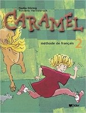 كتاب Caramel 2 + Chair + CD