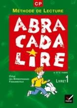 كتاب ABRACADALIRE CP 1