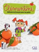 كتاب Clementine 1 - Méthode de français pour les petits - Livre + DVD