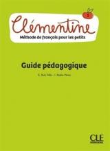 كتاب Clementine 1 - Guide pédagogique