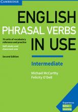 کتاب انگلیش فریزال وربز اینترمدیت English Phrasal Verbs in Use Intermediate 2nd