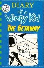 كتاب The Getaway - Diary of a Wimpy Kid 12