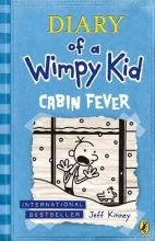 كتاب Cabin Fever - Diary of a Wimpy Kid 6