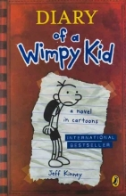 كتاب Diary of a Wimpy Kid - Diary of a Wimpy Kid 1