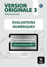 کتاب Version Originale 3 – Evaluations + CD