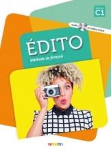 کتاب Edito C1 + Cahier + CD