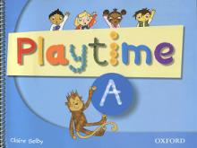کتاب (playtime A (S+W+CD