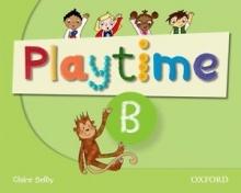 کتاب (playtime B (S+W+CD