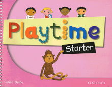 کتاب (PlayTime starter (S+W+CD