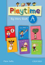 کتاب Playtime A big Story Book