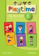 کتاب Playtime B big Story Book