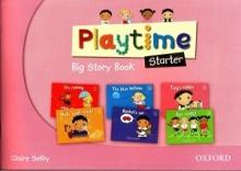 کتاب Playtime Big Story Book Starter