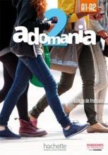 کتاب Adomania 2 + Cahier + DVD