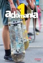 کتاب Adomania 1 + Cahier + DVD