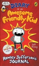 كتاب Diary of an Awesome Friendly Kid 1