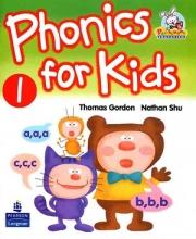 کتاب فونیکس فور کیدز Phonics For Kids 1
