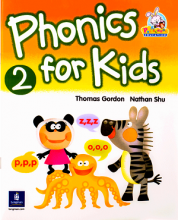 کتاب Phonics For Kids 2