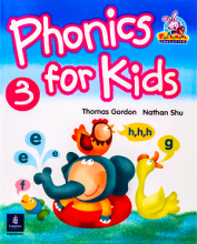 کتاب Phonics For Kids 3