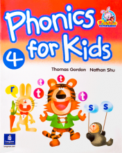 کتاب Phonics For Kids 4