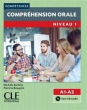 کتاب Comprehension orale 1 - Niveau A1/A2 + CD - 2eme edition