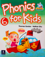 کتاب Phonics For Kids 6