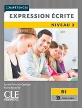 کتاب Expression ecrite 3 - Niveau B1 - 2ème édition