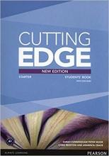 کتاب کاتینگ ادج استارتر ویرایش سوم Cutting Edge Starter 3rd SB+WB+CD
