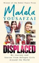 کتاب we are displaced