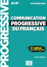 کتاب Communication progressive - intermediaire + CD - 2eme edition