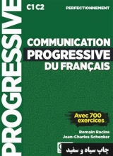 کتاب Communication progressive du français - Niveau perfectionnement + CD