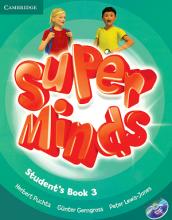 کتاب Super Minds 3 SB+WB+CD