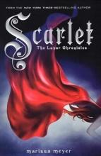 كتاب Scarlet - The Lunar Chronicles 2