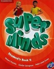 کتاب Super Minds 4 SB+WB+CD