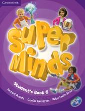 کتاب Super Minds 6 SB+WB+CD