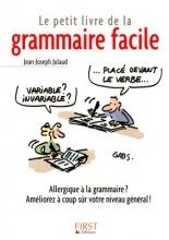 کتاب Le petit livre de la grammaire facile