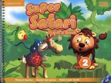 کتاب Super Safari 2 British Pupils+Activity Book+CD