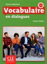 کتاب Vocabulaire en dialogues - debutant + CD - 2eme edition