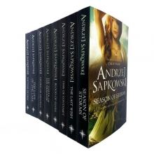 مجموعه 8 جلدي Witcher Series By Andrzej Sapkowski
