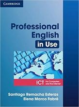 کتاب Professional English in Use ICT for Computers and the Internet