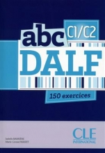 کتاب ABC DALF - Niveaux C1/C2 + CD
