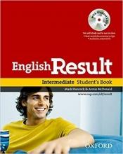 کتاب آموزشی انگلیش ریزالت اینترمدیت English Result Intermediate Student Book
