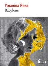 کتاب Babylone - Yasmina Reza