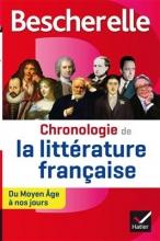 کتاب Bescherelle Chronologie de la litterature française