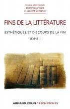 کتاب Fins de la litterature