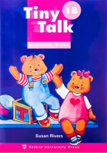 کتاب تاینی تاک Tiny Talk 1B Student Book